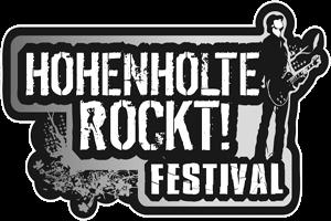Hohenholte Rockt! Logo